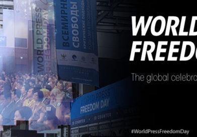3 maggio, Giornata Mondiale per la libertà di stampa
